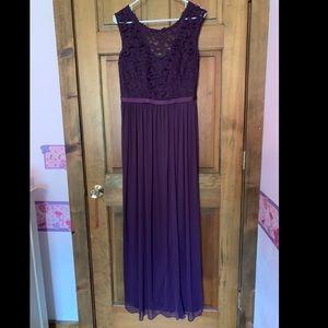 NWT David's Bridal Bridsemaid Dress